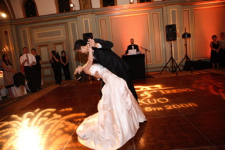 First Dance Viennese Ball Room Langham - Pasadena, CA