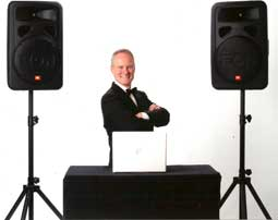 DJ and Master of Ceremonies Eric Zimmermann - Elegant Music