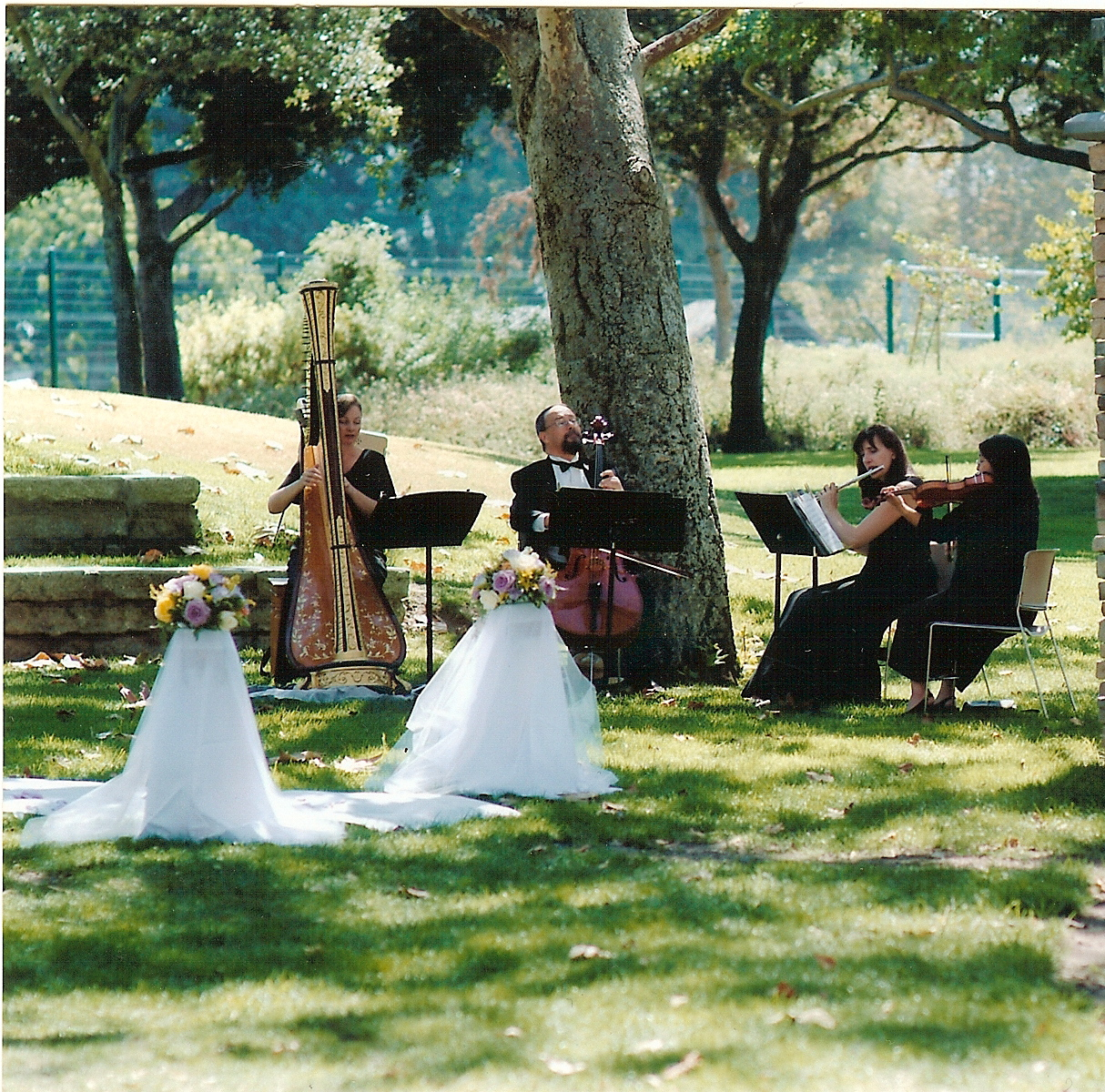 Elegant Music - Live Music and DJ Dance Music for Weddings and Parties in Los Angeles & Southern CA.