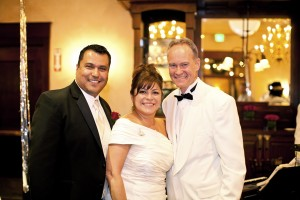 New Year's Eve Wedding @ Maggiano's Restaurant Woodland Hills, CA