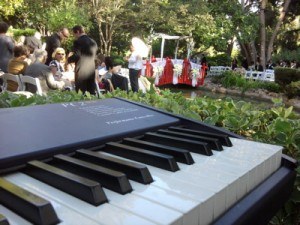 Wedding Ceremony Japanese Garden Langham