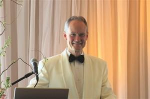 DJ / Master of Ceremonies Eric Zimmermann