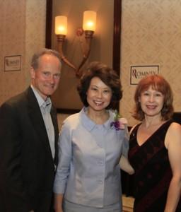 Former Secretary of Labor Hon. Elaine Chow