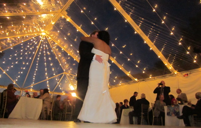 First Dance Condor's Nest Pala, CA