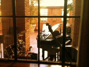 Jazz Trio Instruments: Piano, String Bass, Drums