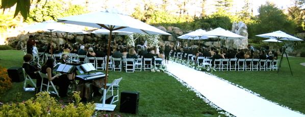 Wedding Ceremony @ Four Seasons Westlake, CA
