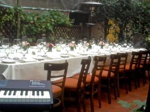 Elegant Music Performs @ Celestino's Italian Restaurant Pasadena, CA