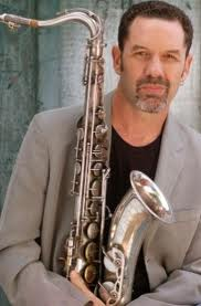 Sax Player Robert Kyle