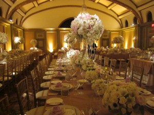 Wedding Reception Viennesse Ballroom Langham Hotel Pasadena