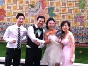 Winnie Tsao Wedding @ Pasadena Westin