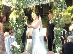 Wedding Ceremony @ Fairmont Hotel Santa Monica