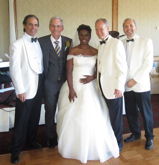 Instrumental Wedding Recessional Songs: Castaway Wedding