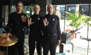 Star Trek Jazz Trio - Elegant Music