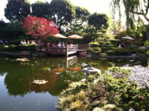 Elegant Music Quartet @ The Cal State Long Beach Japanese Garden