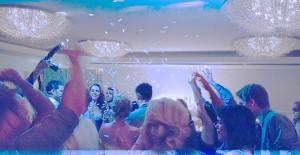 Wedding Reception Dancers @ Loews Coronado San Diego California. Eric Zimmermann DJ/Master of Ceremonies Elegant Music