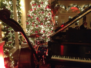 Christmas and Holiday Songs played in a jazz style by the Elegant Music Jazz Trio