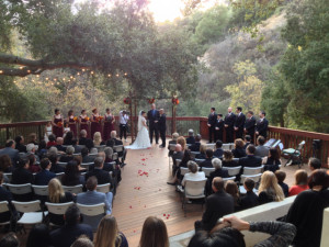 Wedding Ceremony @ 1909