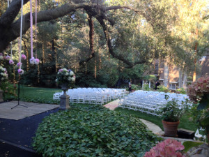 Wedding Ceremony @ Calamigos Ranch Malibu