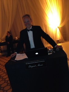 Elegant Music DJ Eric Zimmermann