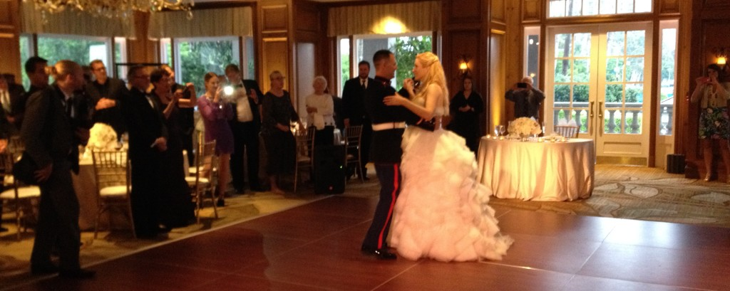 First Dance @ Ritz-Carlton Marina Del Rey