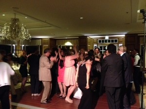Wedding Reception Dancers @ Ritz-Carlton Marina del Rey