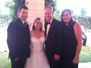 Doug, Dena, Eric and Sheila