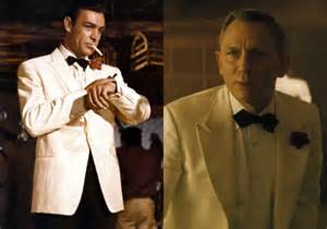 "I don't think there is a man alive who doesn't admire ""James Bond""."