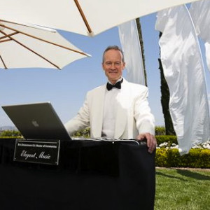 DJ/MC, Pianist and Band Leader Eric Zimmermann