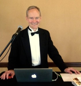 DJ/Master of Ceremonies, Pianist and Bandleader Eric Zimmermann