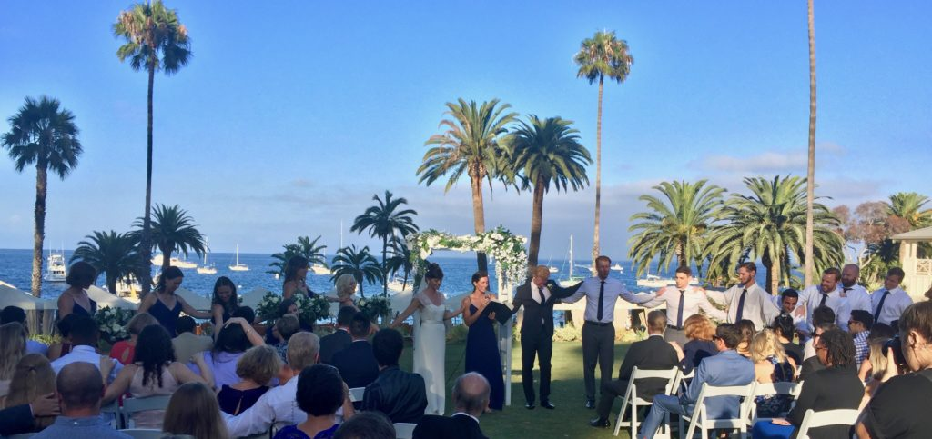 Catalina Island Wedding | Elegant Music