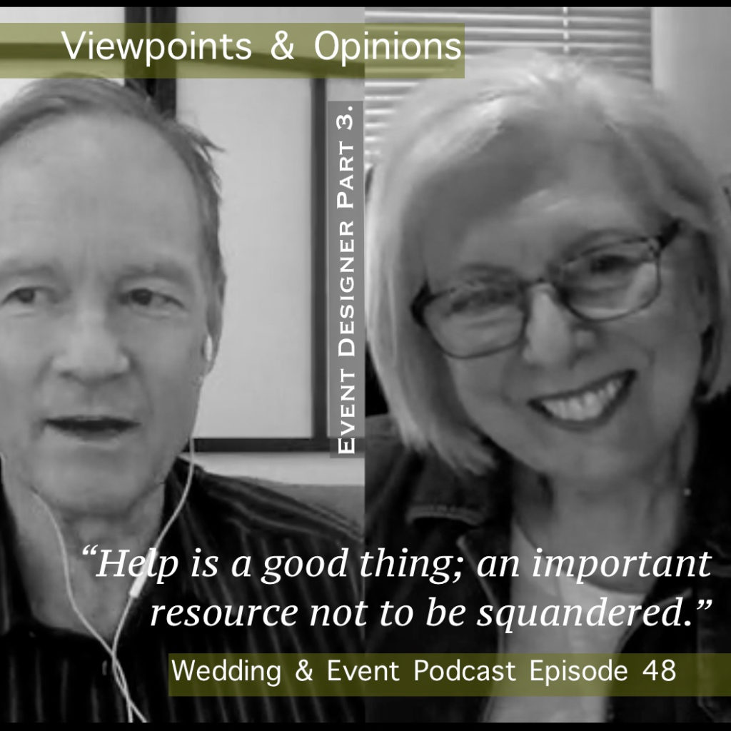Wedding & Event Podcast Episode 48