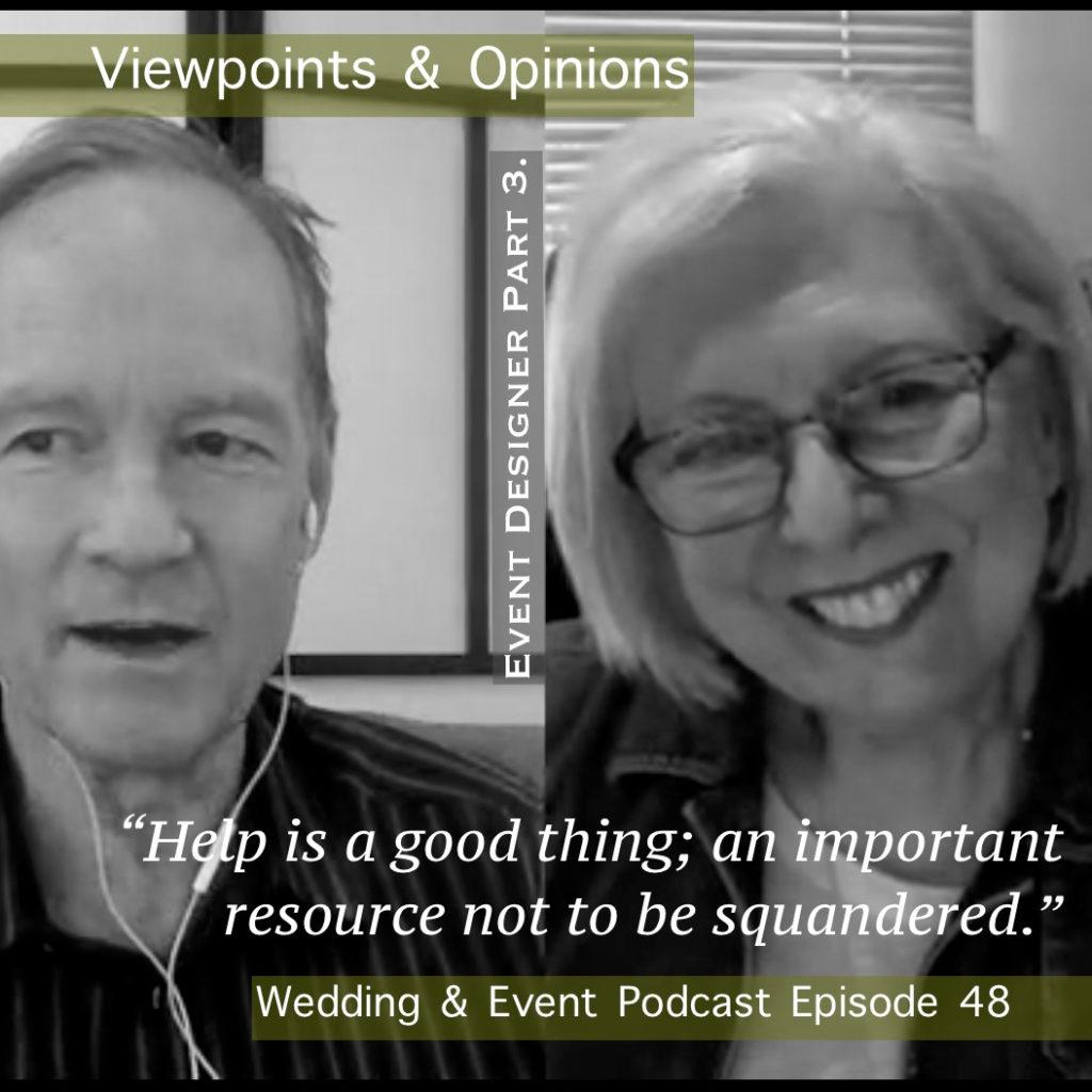 Wedding & Event Podcast Episode 48