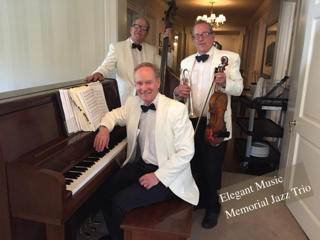 Memorial Jazz Trio Elegant Music