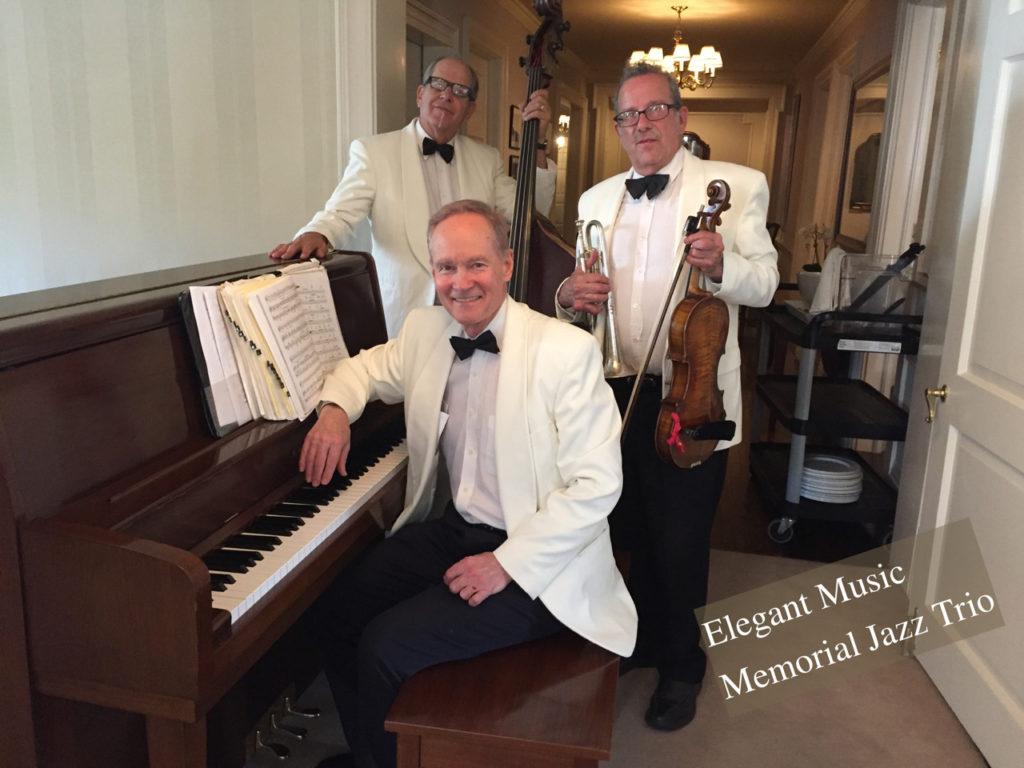 Memorial Jazz Trio Elegant Music